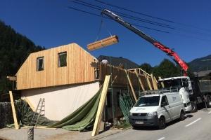 Umbau und Aufstockung in Eberstein