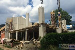 Zu- Und Umbau in Jakobsberg