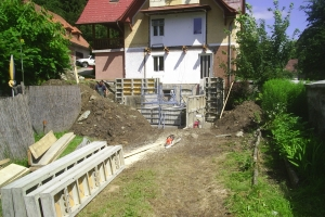 Zu- und Umbau in St. Marein